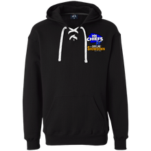 Load image into Gallery viewer, MN Chiefs at The Sideline Showdown Series Heavyweight Sport Lace Hoodie