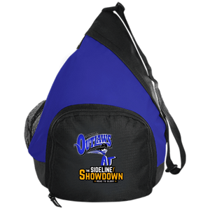 Montana Outlaws at The Sideline Showdown Series Active Sling Pack