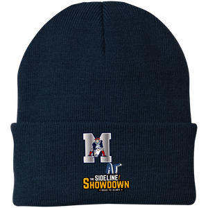 Omaha Patriots at The Sideline Showdown Series Knit Cap