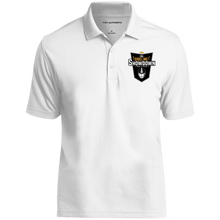 Load image into Gallery viewer, The Sideline Showdown Series Dry Zone UV Micro-Mesh Polo