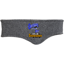 Load image into Gallery viewer, Montana Outlaws at The Sideline Showdown Series Fleece Headband