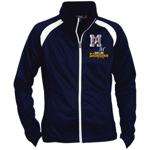 Omaha Patriots at The Sideline Showdown Series Ladies' Raglan Sleeve Warmup Jacket