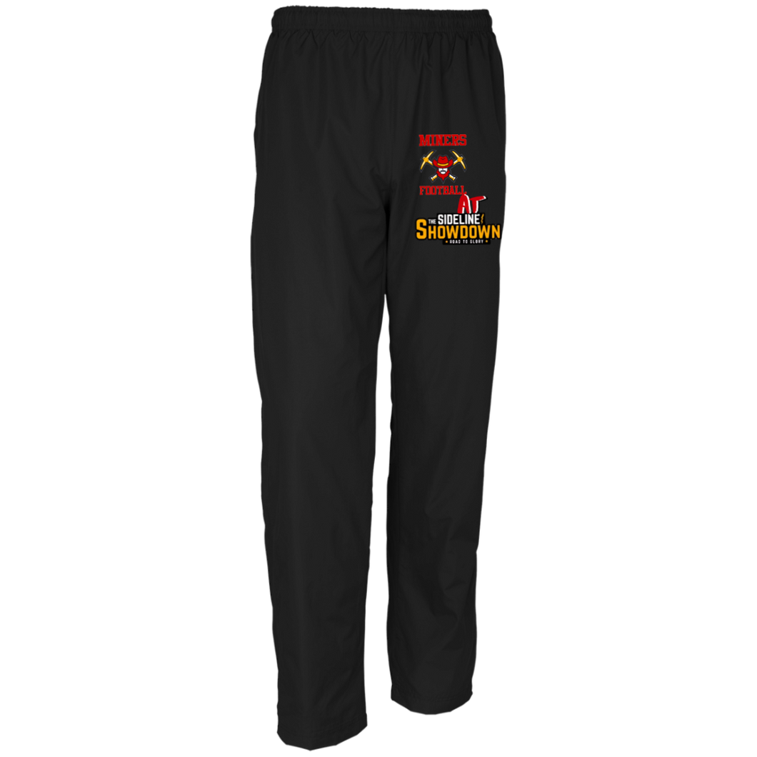 Miners Football at The Sideline Showdown Series Men's Wind Pants
