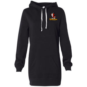 Manitoba Wildlings at The Sideline Showdown Series Women's Hooded Pullover Dress