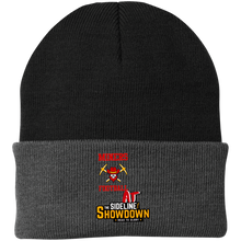 Load image into Gallery viewer, Miners Football at The Sideline Showdown Series Knit Cap
