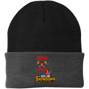 Miners Football at The Sideline Showdown Series Knit Cap