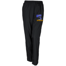 Load image into Gallery viewer, Montana Outlaws at The Sideline Showdown Series Ladies' Warm-Up Track Pant