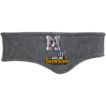 Load image into Gallery viewer, Omaha Patriots at The Sideline Showdown Series Fleece Headband