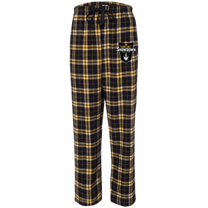 The Sideline Showdown Series Unisex Flannel Pants