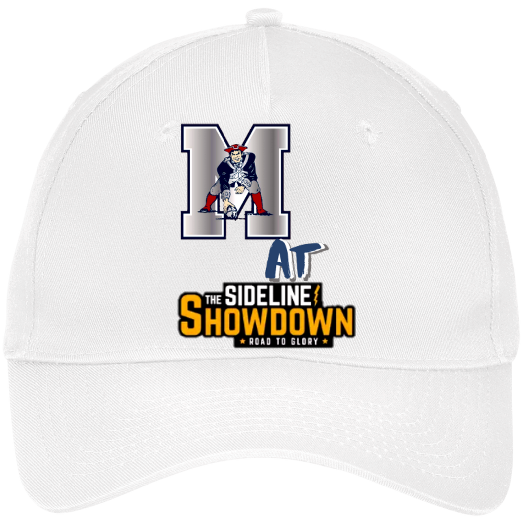 Omaha Patriots at The Sideline Showdown Series Five Panel Twill Cap