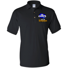 Load image into Gallery viewer, MN Chiefs at The Sideline Showdown Series Jersey Polo Shirt