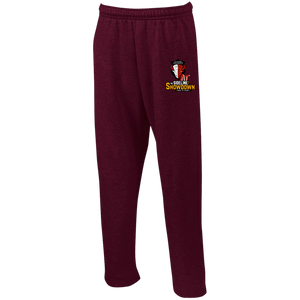 Manitoba Wildlings at The Sideline Showdown Series Open Bottom Sweatpants with Pockets