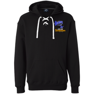 Montana Outlaws at The Sideline Showdown Series  Heavyweight Sport Lace Hoodie