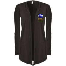 Load image into Gallery viewer, MN Chiefs at The Sideline Showdown Series Women's Hooded Cardigan
