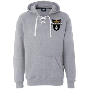 The Sideline Showdown Series Heavyweight Sport Lace Hoodie