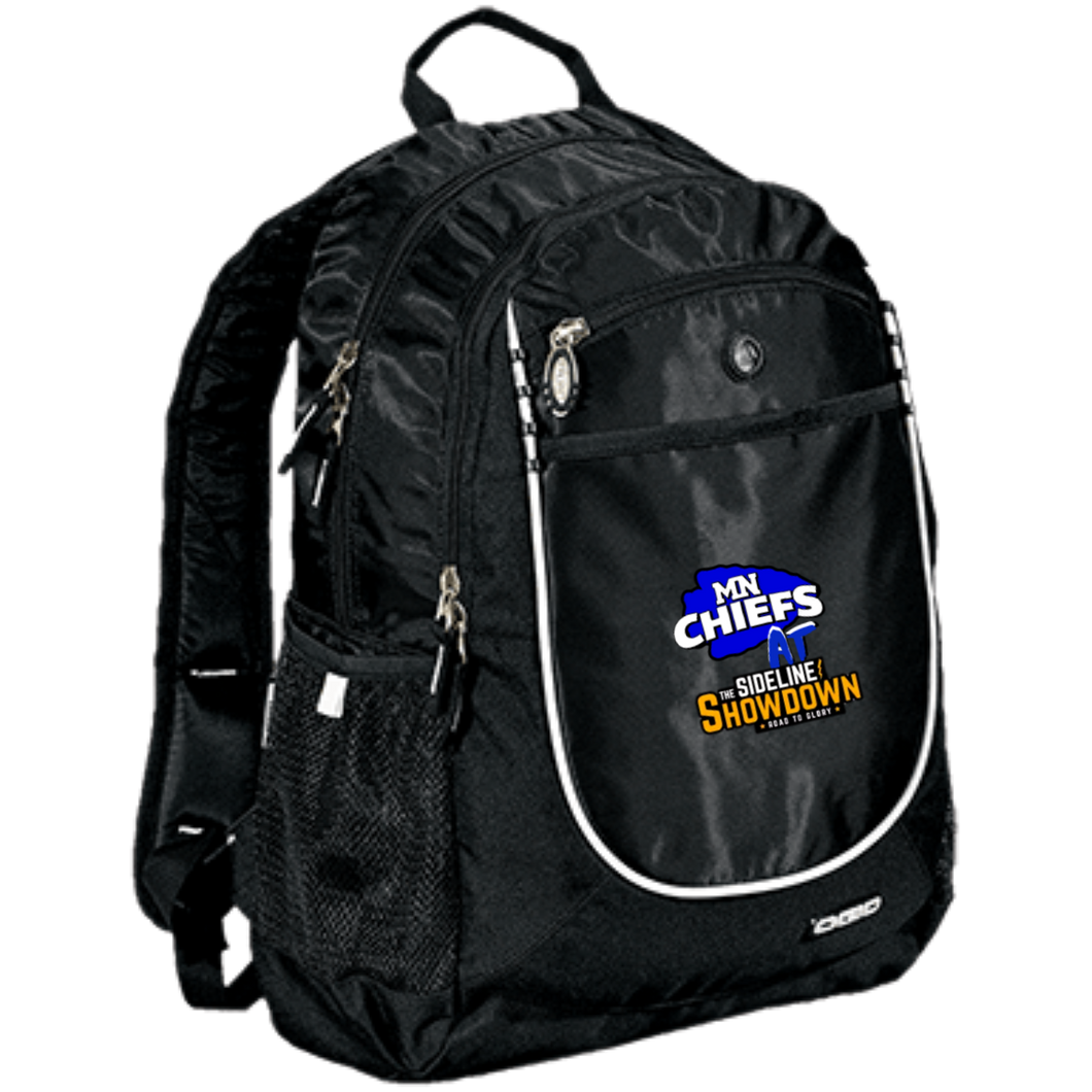 MN Chiefs at The Sideline Showdown Series Rugged Bookbag