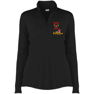 Miners Football at The Sideline Showdown Series Ladies' Competitor 1/4-Zip Pullover
