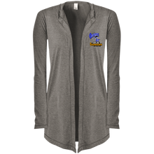 Load image into Gallery viewer, Montana Outlaws at The Sideline Showdown Series  Women's Hooded Cardigan