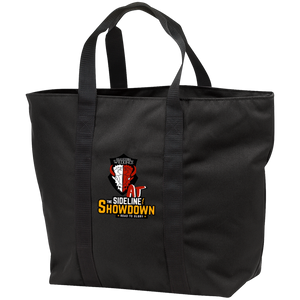 Manitoba Wildlings at The Sideline Showdown Series All Purpose Tote Bag