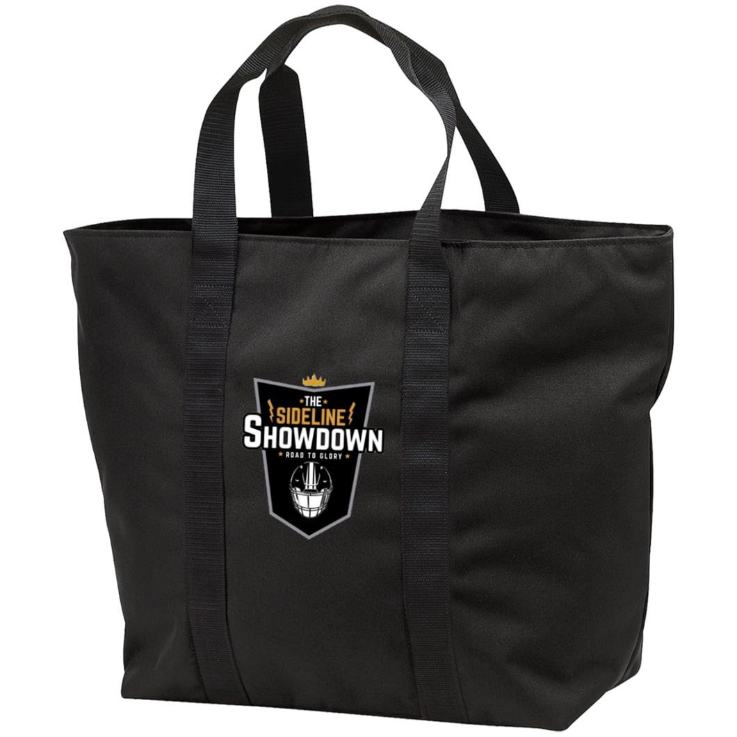 The Sideline Showdown Series All Purpose Tote Bag