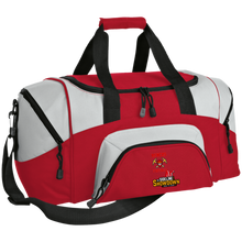 Load image into Gallery viewer, Miners Football at The Sideline Showdown Series Small Colorblock Sport Duffel Bag
