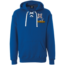 Load image into Gallery viewer, Omaha Patriots Heavyweight Sport Lace Hoodie