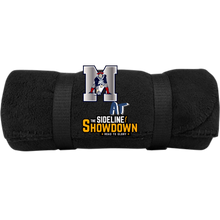 Load image into Gallery viewer, Omaha Patriots at The Sideline Showdown Series Fleece Blanket