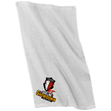Load image into Gallery viewer, Manitoba Wildlings at The Sideline Showdown Series Towel