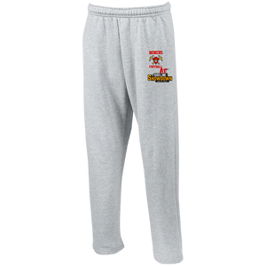 Miners Football at The Sideline Showdown Series Open Bottom Sweatpants with Pockets