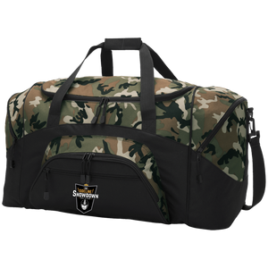 The Sideline Showdown Series Colorblock Sport Duffel