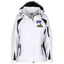 Load image into Gallery viewer, Montana Outlaws at The Sideline Showdown Series Ladies' Embroidered Jacket