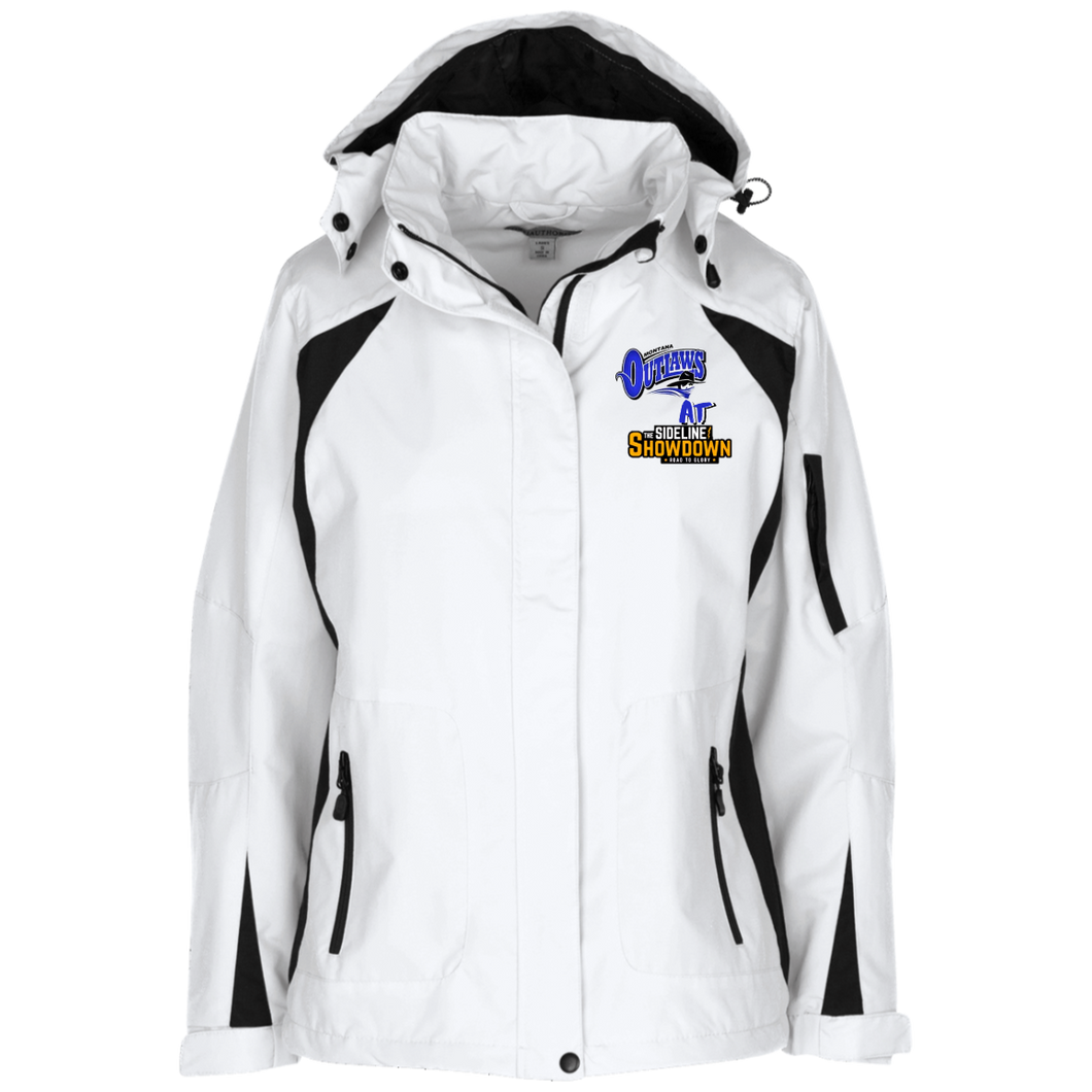 Montana Outlaws at The Sideline Showdown Series Ladies' Embroidered Jacket