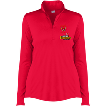 Load image into Gallery viewer, Miners Football at The Sideline Showdown Series Ladies' Competitor 1/4-Zip Pullover