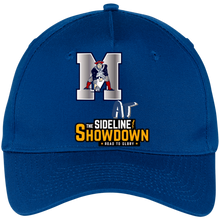Load image into Gallery viewer, Omaha Patriots at The Sideline Showdown Series Five Panel Twill Cap