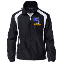Load image into Gallery viewer, Montana Outlaws at The Sideline Showdown Series Youth Colorblock Jacket