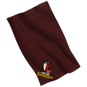 Manitoba Wildlings at The Sideline Showdown Series Towel