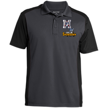Load image into Gallery viewer, Omaha Patriots at The Sideline Showdown Series Men's Colorblock Sport-Wick Polo