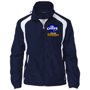 MN Chiefs at The Sideline Showdown Series Youth Colorblock Jacket