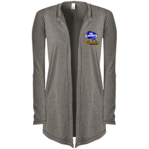 MN Chiefs at The Sideline Showdown Series Women's Hooded Cardigan