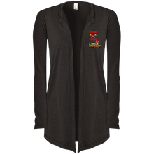 Load image into Gallery viewer, Miners Football at The Sideline Showdown Series Women's Hooded Cardigan