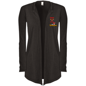 Miners Football at The Sideline Showdown Series Women's Hooded Cardigan