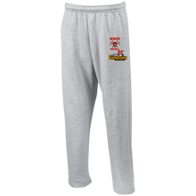 Load image into Gallery viewer, Miners Football at The Sideline Showdown Series Open Bottom Sweatpants with Pockets