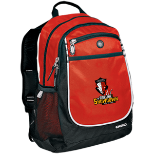 Manitoba Wildlings at The Sideline Showdown Series Rugged Bookbag
