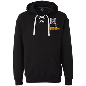 Omaha Patriots Heavyweight Sport Lace Hoodie