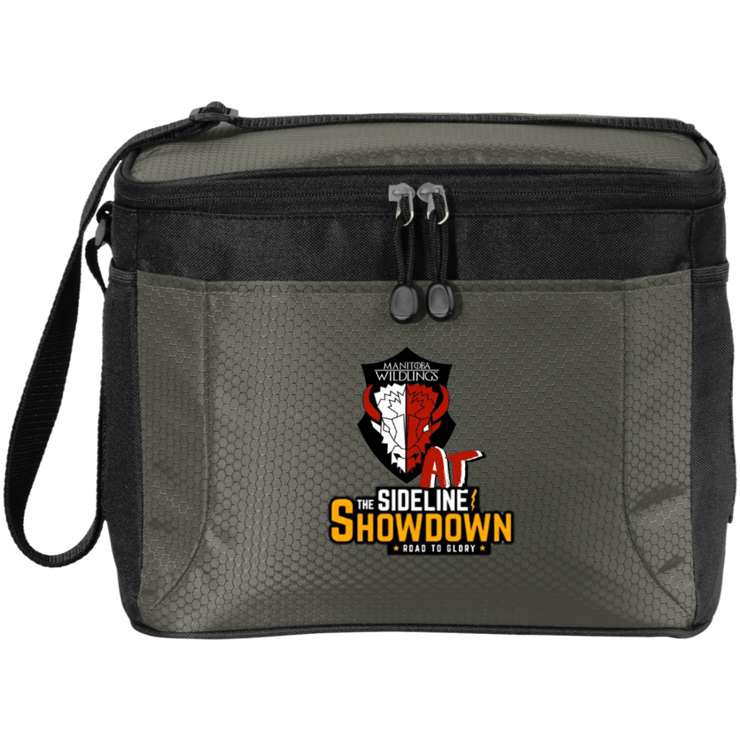 Manitoba Wildlings at The Sideline Showdown Series 12-Pack Cooler