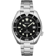 Prospex Black Dial 200M Watch - SPB101J