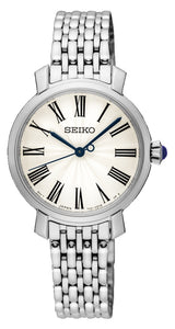 Seiko Ladies' Conceptual Regular Quartz Analogue Stainless Steel Watch SRZ495P