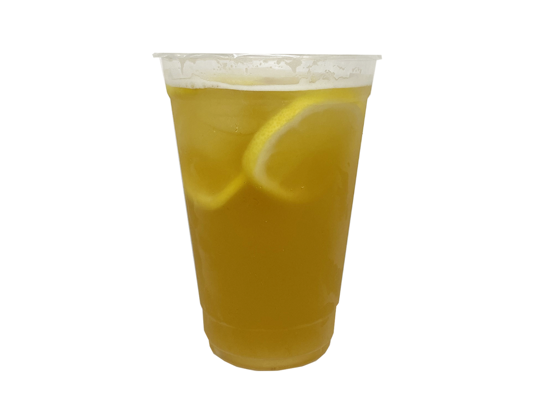 HONEY LEMON GREEN TEA