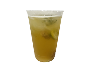 LIME PLUM GREEN TEA