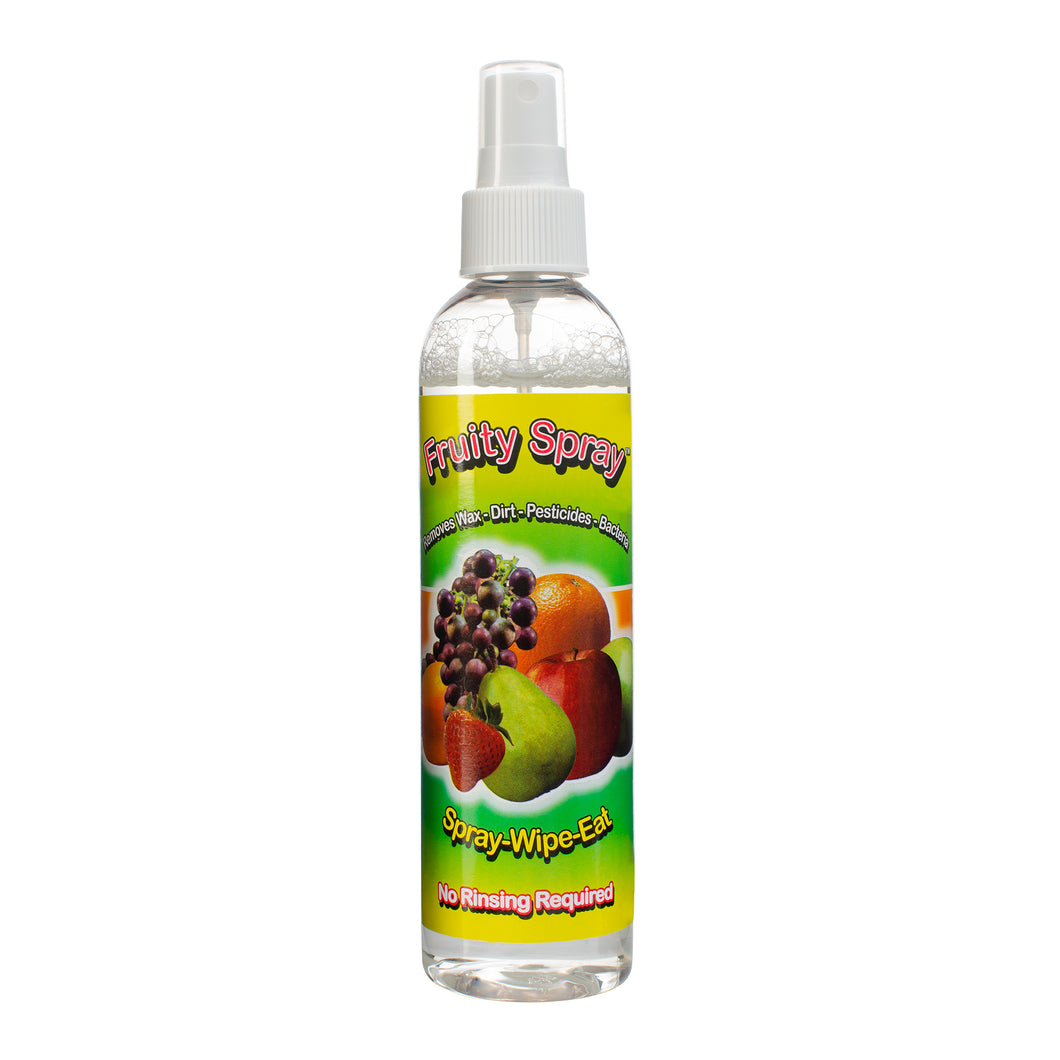 Six 8oz Bottle of Fruity Spray